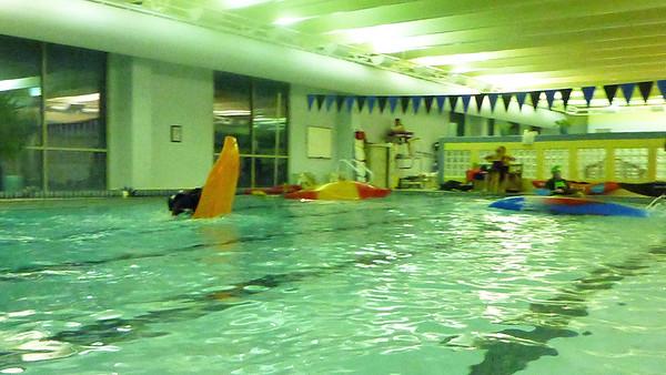 Cincypaddlers Pool Practice Nov 15